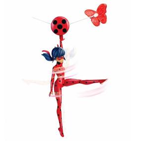 Miraculous Em Acao - Boneca Ladybug Tirolesa Sunny Brinquedo