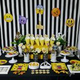 Emojis - Mesas Dulces Tematicas Personalizadas - Candy Bar