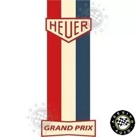 Adesivo Heuer Grand Prix A Pronta Entrega