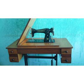 Máquina De Costura Elgin Antiga