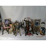 Colección De Figuras De Peliculas Jason, Alien, Saw,