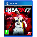 Nba 2k17 Ps4 Físico Sellado Playstation 4 Nba 2017 Alclick