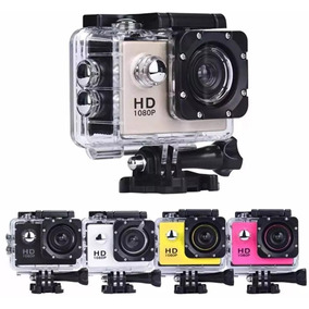 Action Cam Go Sports Pro Hd 1080p Prova D
