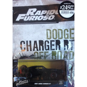 Rápidos & Furiosos N° 7 - Charger Rt Off Road