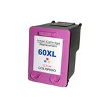 Cartucho Hp 60 Xl Colorido Compativel | Hp Cc640w C4780