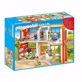 Playmobil City Life Unidade Hospitalar 291 Peças Original