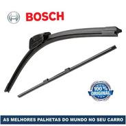 Limpador Bosch Etios Cross + Refil Traseiro 2012 Ate 2018