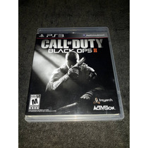 Call Of Duty Black Ops 2 Ps3 En Español. Venta O Cambio.