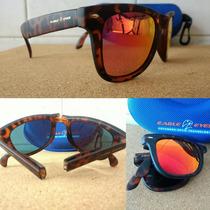 Gafas Eagle Eyes Polarizado Modelo Wayfarer Folding
