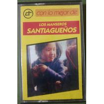 Los Manseros Santiagueños Lo Mejor Cassette