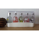 Vodka Absolut Kit Com 05 Sabores (miniatura 50 Ml Cada)