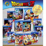 Super Paq De 14 Peliculas De Dragon Ball Blu-ray