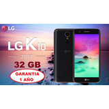 Lg K10 2017 4g Lte 32gb Octa Core 2gb Ram 13mp + Garantia