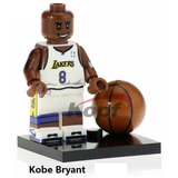 Kobe Bryan Los Angeles Lakers Figura Compatible C Lego