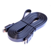 Cable Hdmi 3 Mts Flexible Alta Velocidad Plano