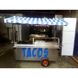 Carro Para Tacos Taquero Puerto Carrito