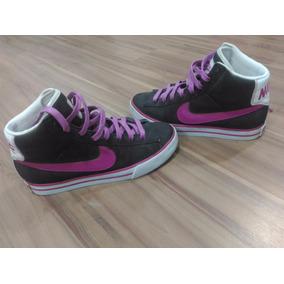 836d2790a Tenis Nike Feminino Cano Alto Sem Salto - Calçados, Roupas e Bolsas ...