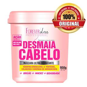 Desmaia Cabelo Forever Liss Máscara Hidratante 950 Gramas