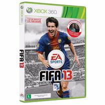 Jogo Semi Novo Fifa 13 Totalmente Em Português Para Xbox 360