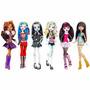 Monster High 6 Bonecas Novas Originais Frete Grátis