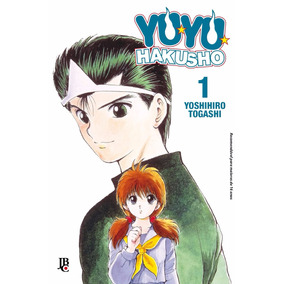 Mangá Yuyu Hakusho Jbc Completo Do 1-19 + 3 Vol. Coloridos