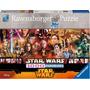 Quebra-cabeça Importado (3928) Puzzle 1000pcs Star Wars Saga