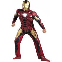 Disfraz Iron Man Adulto ***** Envio Inmediato ***