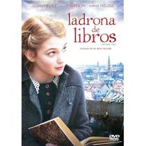Dvd Ladrona De Libros ( The Book Thief ) 2013 - Brian Perciv