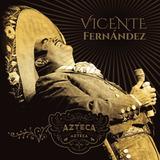Vicente Fernandez / Un Azteca En El Azteca / 2 Cd + Dvd
