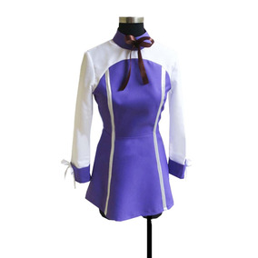 Dreamcosplay Anime Fairy Tail Wendy Marvell Purple Dress ...