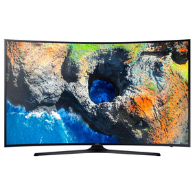 Smart Tv Led 49 Samsung Mu6300 Curva, 4k