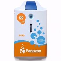 Tratamento Piscinas Com Ozônio Panozon P+70 Piscinas 70m²