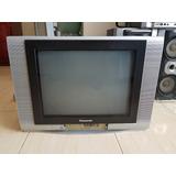 Tv Panasonic 20 Polegadas Tela Plana