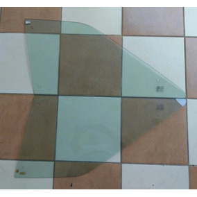 Par Vidro Lateral Basculante Corcel 2 Verde Original Ford