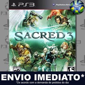 sacred 3 ps3 jogos ps3 no mercado livre brasil