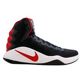 Zapatos rojos Nike Hyperdunk para hombre KSlHiWHf8H