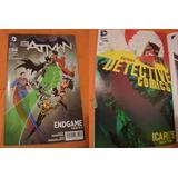 Dc Comics New52 Batman End Game Y Detective Comics 35 Al 40 06712b201bcce