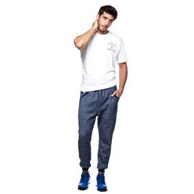 F-pantalon F Fila Masc Franks