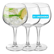 Copa Gin Tonic Sm 615 Ml Copon Vidrio Nadir Tragos X24