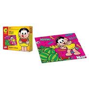 Quebra-cabeças Magali 100 Peças Cartonadas - Xalingo