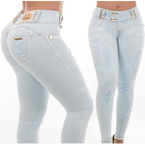 Calça Pit Bull Jeans Pitbull Com Bojo Levanta Bumbum 24810