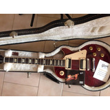 Gibson Les Paul Traditional Pro 2010 Wine Red.