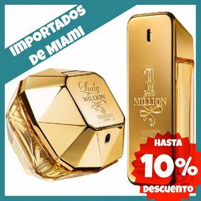 Perfumes Originales Caballeros Dama One Million Invictus 212