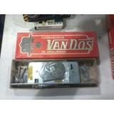 Antiguo Vintage Cerradura Seguridad Van Dos 515 La Pla