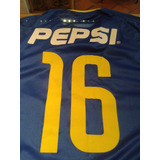 Camiseta Futbol Boca Macri Tevez Abondancieri Guillermo