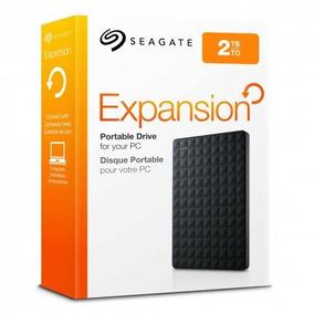 Hd Externo 2tb Seagate Expansion 2tb Usb 3.0 Pronta Entrega
