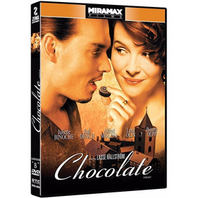 Chocolate Johnny Depp Película Dvd