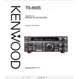 Manual Em Português Do Transceptor Kenwood Ts-850s