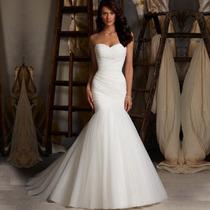 Vestido De Novia Nuevo Barato Bonito Elegante Boda Modelo 43