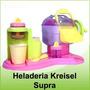 Heladeria Kreisel Original Supra Hace Helados De Verdad Niño